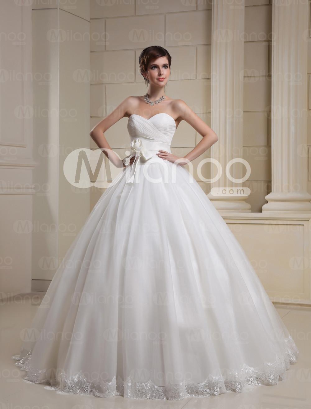 Fashion Sinn, schicke Damen-Welt : Prinzessin Stil Brautkleid