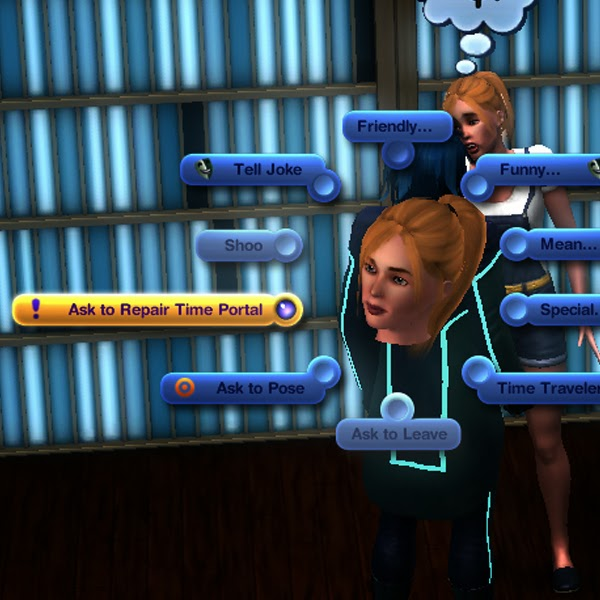 how to get a nectery machine on the sims 3