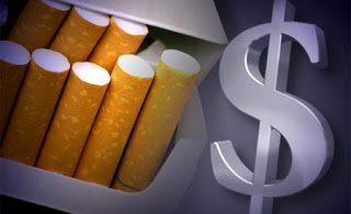 How much is a pack of cigarettes by state