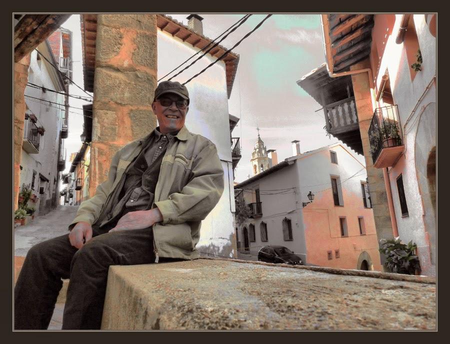 PENYAROYA DE TASTAVINS -FOTOS-MAESTRAZGO-MAESTRAT-VIAJAR-PUEBLOS-ARTISTA-PINTOR-ERNEST DESCALS-