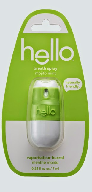 Hello Mojito Mint Breath Spray