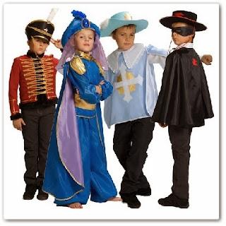 онлайн видеоурок Новогодний сказочный костюм детям