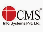 CMS Info Systems Walkin For Freshers 2014
