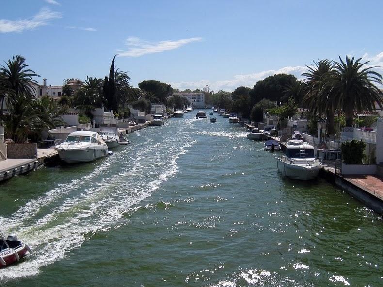 Empuriabrava, la Venecia de España