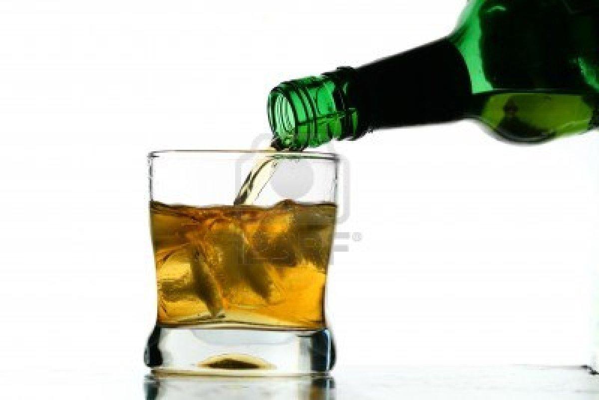 El tratamiento del alcoholismo en pinske en