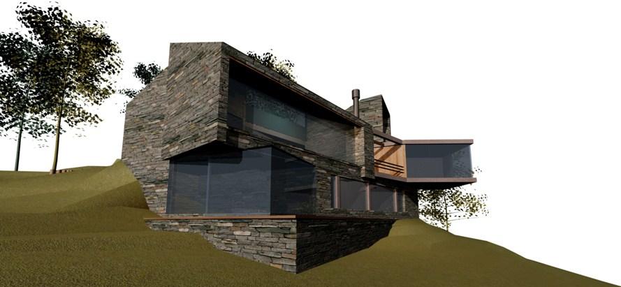 Arquitectos patagonia arquitectura san mart n de los andes bariloche villa la angostura - Casa de san martin ...