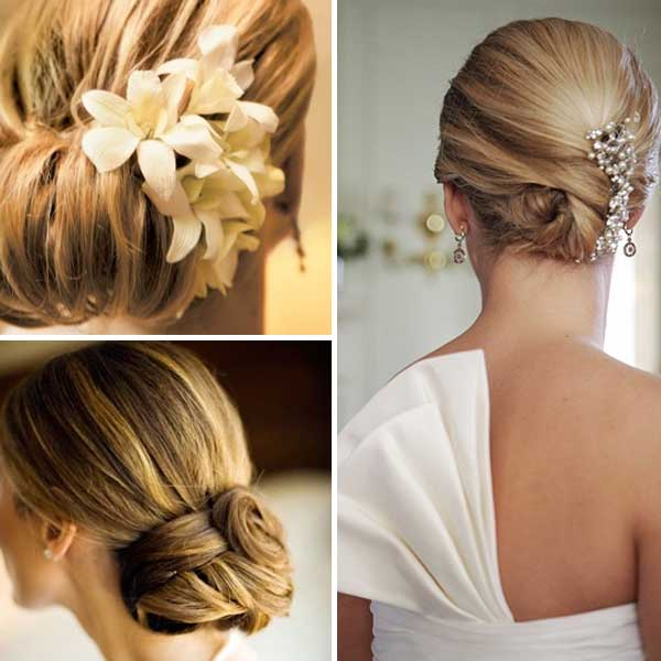 Pretty Hairstyles on Pretty Nail Fashion  Wedding Hairstyles