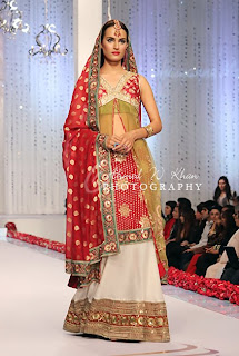 Bridal Couture Week 2011 karachi