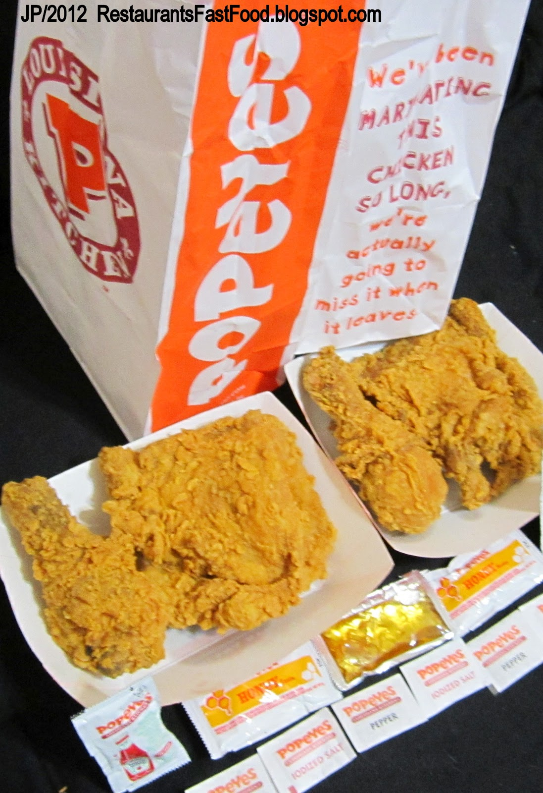 Popeyes Fried Chicken Menu http://restaurantsfastfood.blogspot.com/2010/10/popeyes-fried-chicken-biscuits-eatonton.html