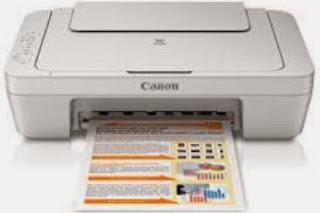 Canon Pixma MG2470 Printer Download Free Driver