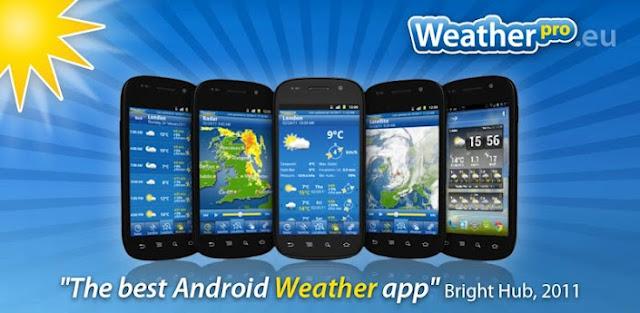 WeatherPro Premium APK 3.4
