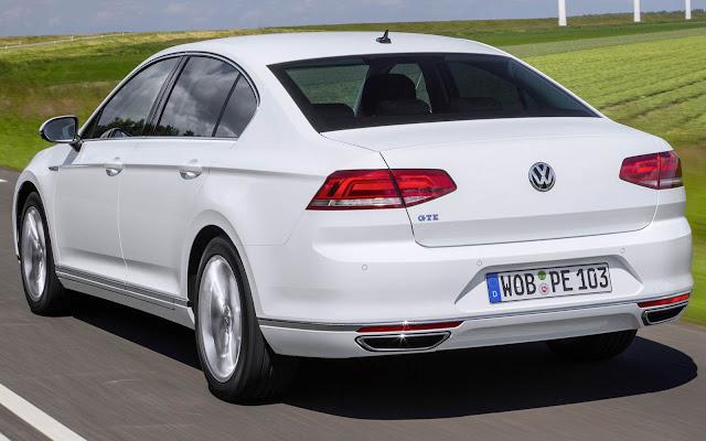 2016 VW Passat GTE