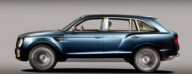 2016 Bentley SUV – price, spy shots, cost