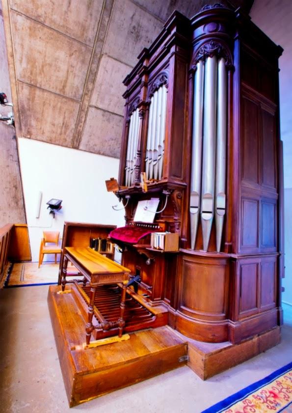 Organo de Arístide Cavaillé-Coll en Sevilla