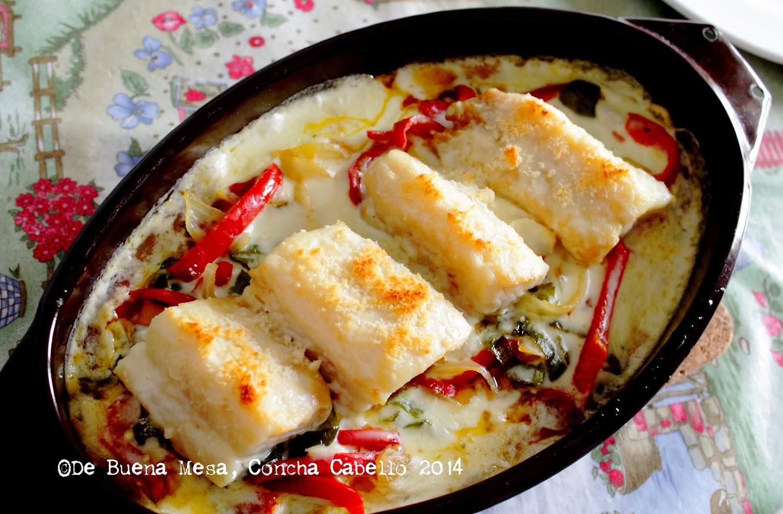 Bacalao a la portuguesa - Como cocinar bacalao congelado ...