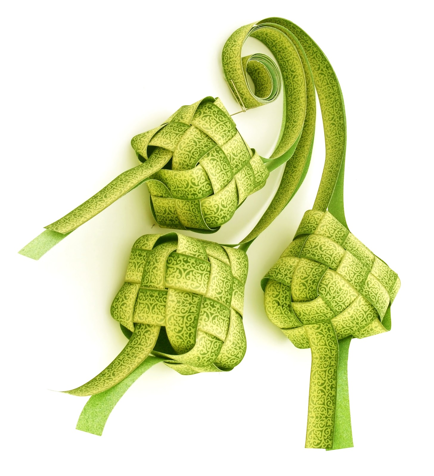 New Ketupat Images for Hari Raya