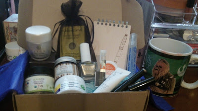 Natural and Organic Beauty Box