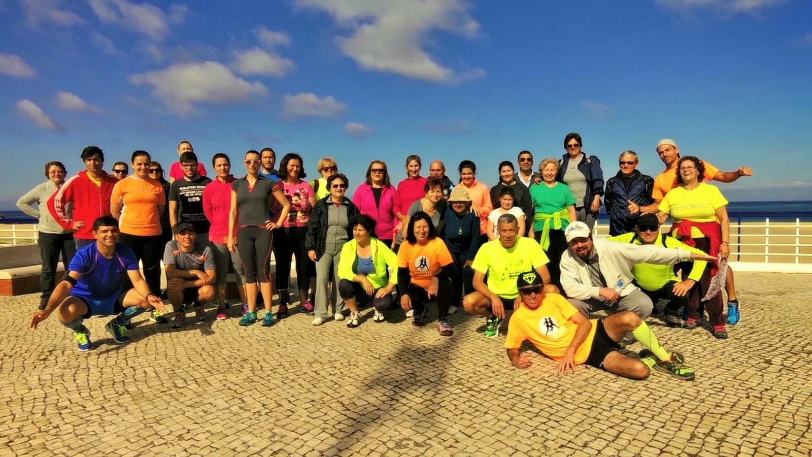 Dia Mundial da Actividade Física e Saúde - Nazaré