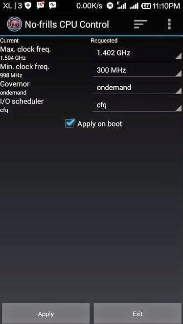 Tips Agar Xiaomi Redmi 1S Tidak Cepat Panas