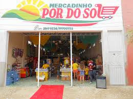 MERCADINHO POR DO SOL