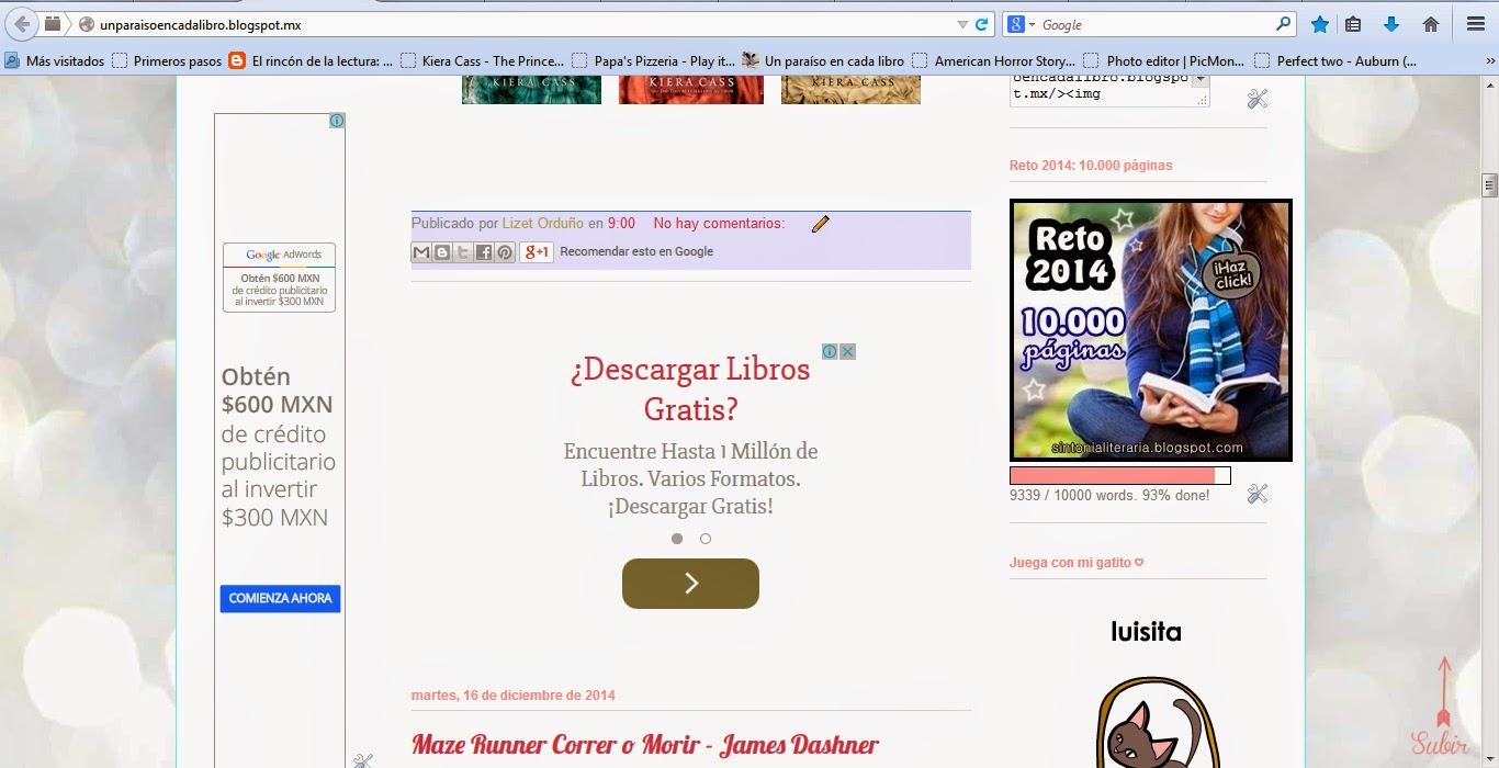 maze runner libro 4 pdf