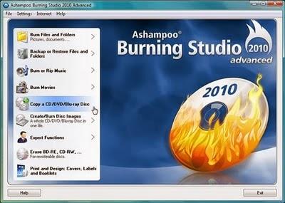 Download Ashampoo Burning Studio