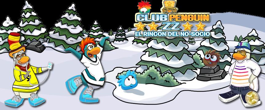 Club Penguin ZZ - El Rincon del No-Socio