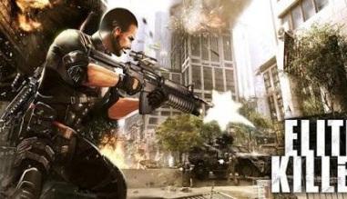 Game Elite Killer SWAT APK Terbaru Mod