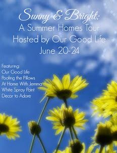 Sunny & Bright Home Tour