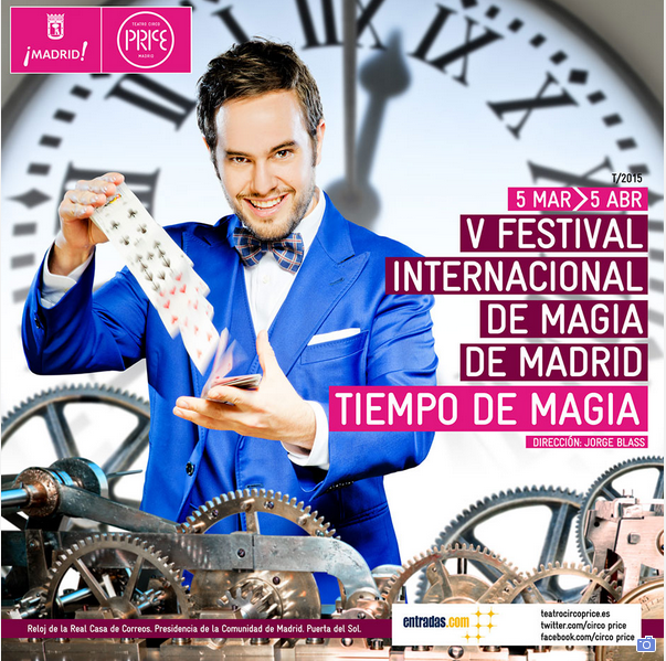 V Festival Internacional de Magia de Madrid