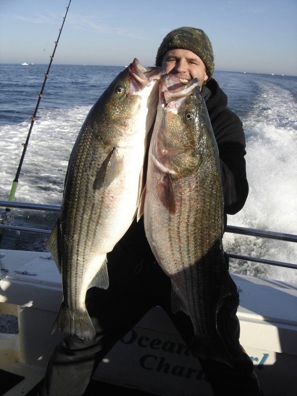 Peace token fishing tackle striped bass fishing report for Striped bass fishing reports