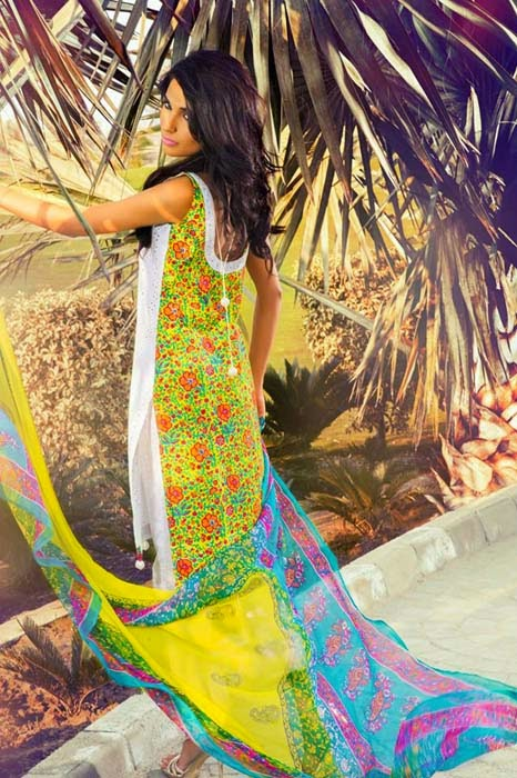 Shirin Hassan Lawn Collection 2015 7