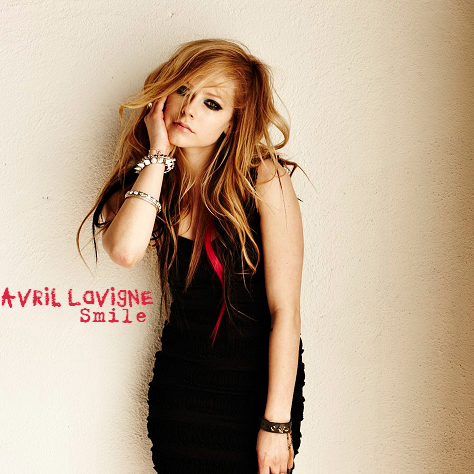 Avril Lavigne smile beautiful