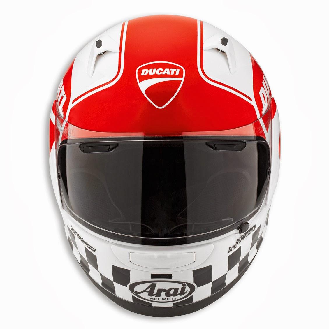 Arai Hayden Ducati