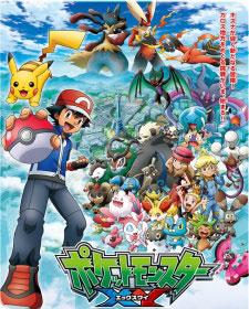 Ver online descargar Pokemon XY Sub Español