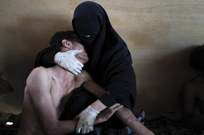 (Notes on) Politics, Theory & Photography: Uses of the Pietà ~ Criticisms of World Press Photo Award