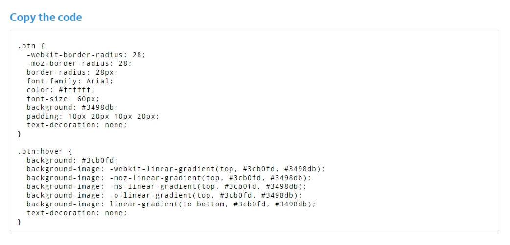 كيفية صناعة أزرار ويب ، أزرار ويب ، صنع أزرار ويب ، إنشاء أزرار ويب ، أزرار CSS3 ، أزرار CSS ، موقع أون لاين لنصاعة أزرار الويب ، موقع css3buttongenerator ،