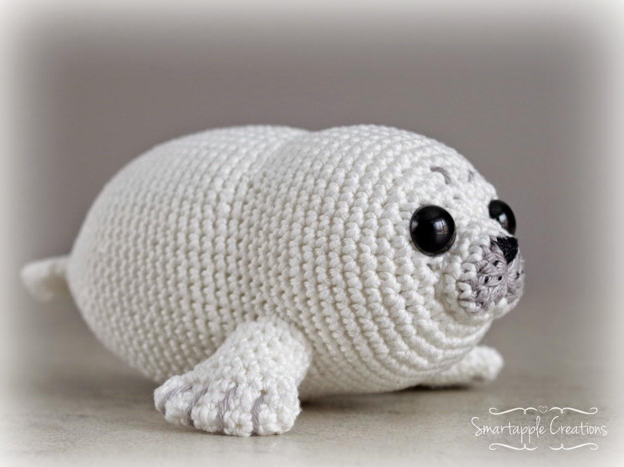 Crochet Amigurumi Seal : Smartapple Creations - amigurumi and crochet: Amigurumi ...