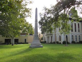 confederate memorial bastrop texas