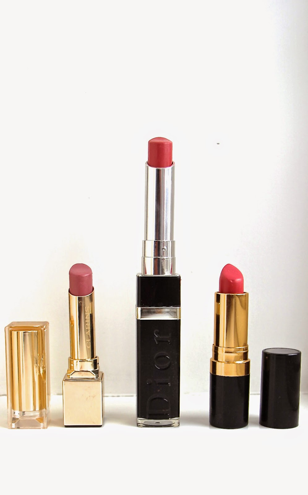 EmmasBeginning Top 3 Lipsticks For Spring
