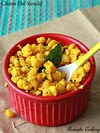 Chana Dal/ Split Chickpeas Sundal