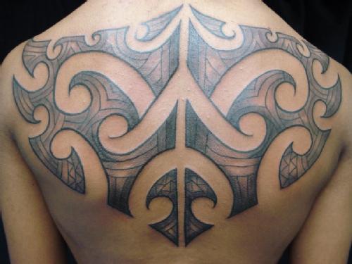 Favoritos Tatuagens masculinas: Tatuagens masculinas tribal AX46