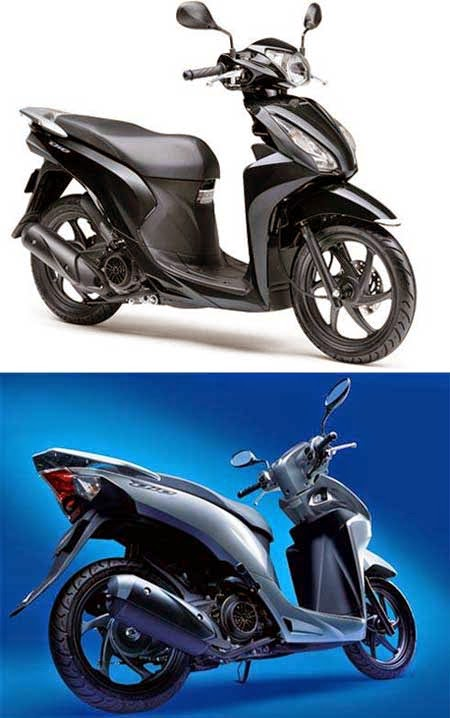 New Honda Spacy 2015