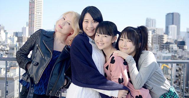 映画 早乙女4姉妹