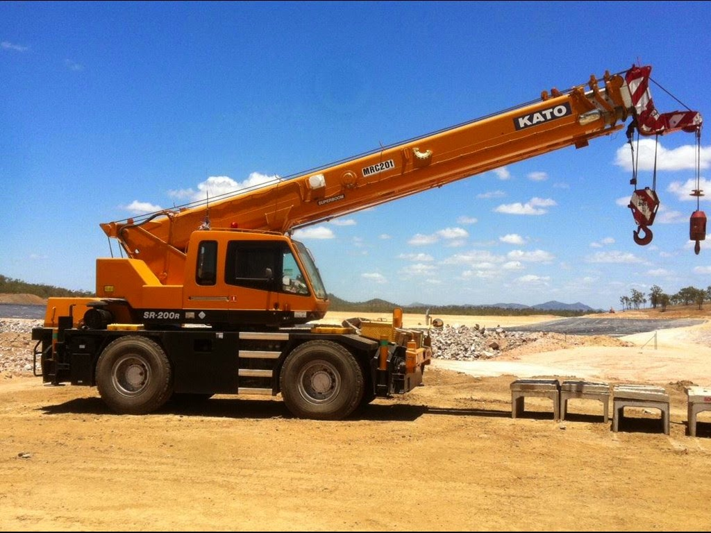 Kato 70t Rough Terrain Crane Load Chart : To tonne rough terrain crane archives cranepedia