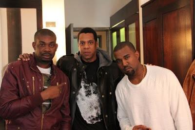 DonJazzy Jay-Z Kanye west