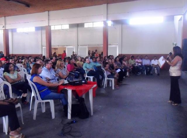 Volta as aulas da rede municipal de ensino de Panelas Pernambuco