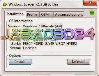 windows loader 7 ultimate 64 bit