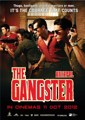 The Gangster - Antapal 2012 film movie poster