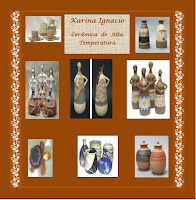 Arte em Cerâmica ---Karina Ignacio